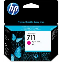Cartuccia HP 711 da 29 ml magenta (CZ131A)