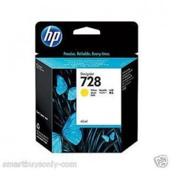 CARTUCCIA HP 728 40-ml Yellow DesignJet Ink F9J61A