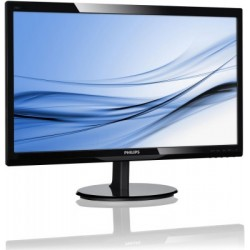 "Monitor Philips 24"" LED 16:9 Black"