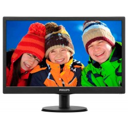 "Monitor Philips 18,5"" LED 16:9"