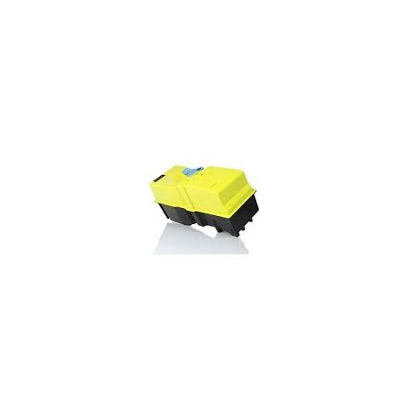 Toner compatibile Giallo Kyocera Mita TK-825Y