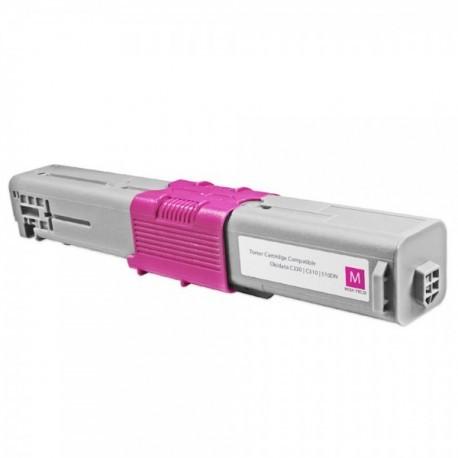 44469705 Toner compatibile Magenta OKI C310 C530 C330 MC351 MC561