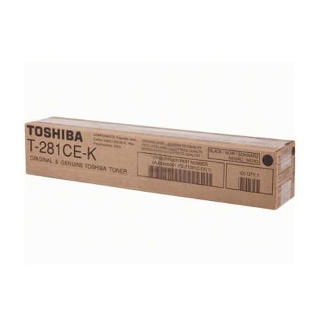 T-281-CEK Toner Nero Originale Toshiba E-STUDIO 281C/351C/451C