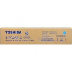 T-FC28EC Toner Ciano Compatibile Toshiba E-STUDIO 2330C/2820C/2830C/3520C/3530C/4520C