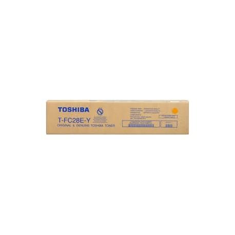 T-FC28EY Toner Giallo Compatibile Toshiba E-STUDIO 2330C/2820C/2830C/3520C/3530C/4520C