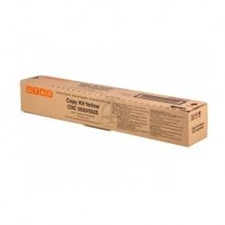 652511016 Toner Originale Giallo Per Utax CDC 5520 CDC 5525 206ci 256ci