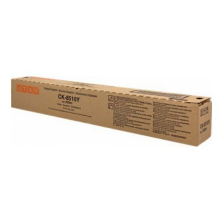 662511016 Toner Originale Giallo UTAX 2500 Ci