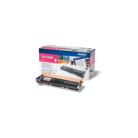 ORIGINAL Brother toner magenta TN-230m ~1400 PAGINE