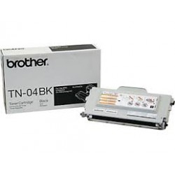 ORIGINAL Brother toner nero TN-04bk ~10000 PAGINE
