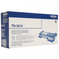 ORIGINAL Brother toner nero TN-2010 ~1000 PAGINE