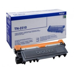 ORIGINAL Brother toner nero TN-2310 ~1200 PAGINE