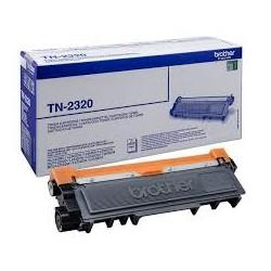 ORIGINAL Brother toner nero TN-2320 ~2600 PAGINE