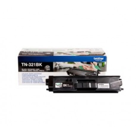 ORIGINAL Brother toner nero TN-321BK ~2500 PAGINE