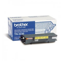 ORIGINAL Brother toner nero TN-3230 ~3000 PAGINE