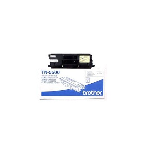 ORIGINAL Brother toner nero TN-5500 ~12000 PAGINE