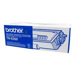 ORIGINAL Brother toner nero TN-6300 ~3000 PAGINE