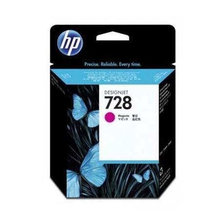 CARTUCCIA HP 728 40-ml Magenta DesignJet Ink F9J62A