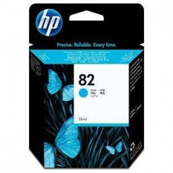 CARTUCCIA HP82 CYANO (69 ML) C4911A