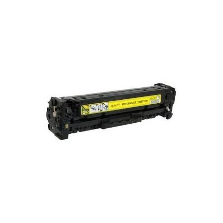 CC532A CRG718 Toner compatibile HP E CANON Giallo LBP 7200 7660 Laserjet CM2320 CP2020 2025 MF 8330 8450 8580