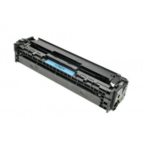 Toner compatibile HP Ciano CF381A 2700 copie