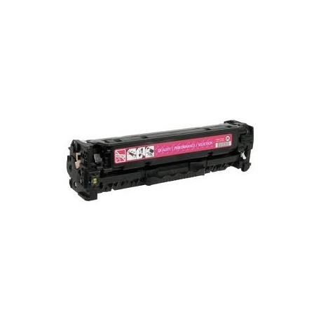 CC533A CRG718 Toner compatibile HP E CANON Magenta LBP 7200 7660 Laserjet CM2320 CP2020 2025 MF 8330 8450 8580
