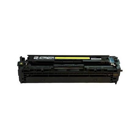 Toner compatibile CANON Giallo CB542A