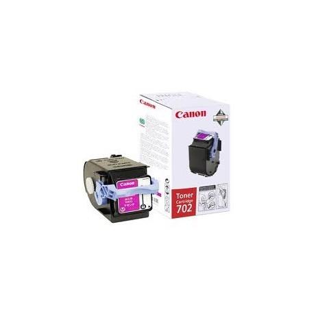 Toner compatibile Canon Magenta CRG702M