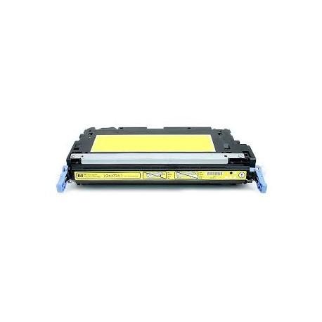 Toner compatibile HP e Canon Giallo Q6472A