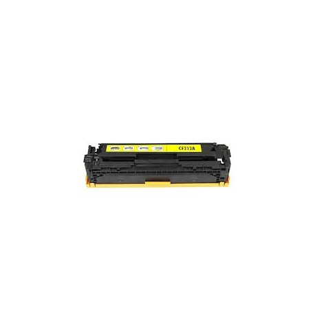 Toner compatibile HP Giallo CF212A