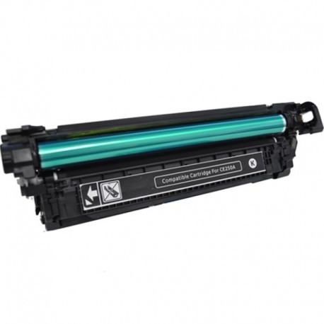 Toner compatibile HP Nero CE250A