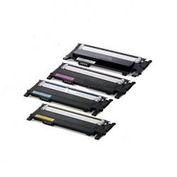 CLT-C404S Toner Compatibile Ciano Per Samsung SL-C430W/SL-C480W/SL-C480FW