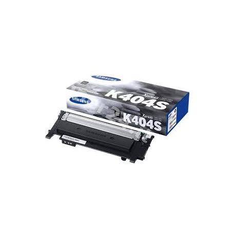 CLT-K404S Toner Originale Nero Per Samsung SL-C430W/SL-C480W/SL-C480FW