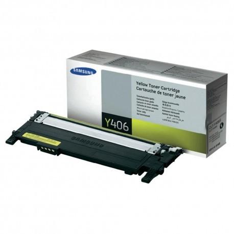 CLT-Y406S Toner compatibile Giallo Samsung CLP 360 365 CLX 3300 3305 Xpress C410 C460