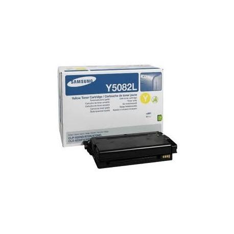 CLT-Y5082L Toner compatibile Giallo Per Samsung CLP-620 CLP-670 CLX-6220 CLX-6250