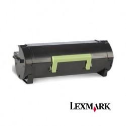 60F2000 Toner compatibile Lexmark MX 310 410 510 511 611 2.500 PAGINE