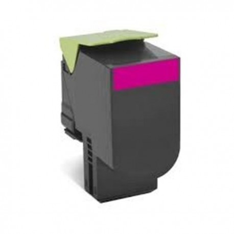 CS310 410 510 Toner Compatibile Per Lexmark Magenta 3000 PAGINE
