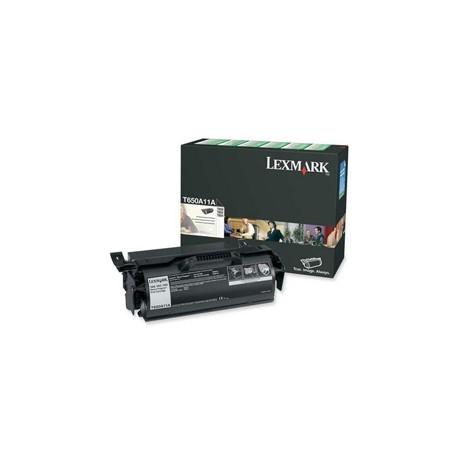 T650H11E Toner compatibile Lexmark Nero T650 T652 T654 T656 25.000 PAG.