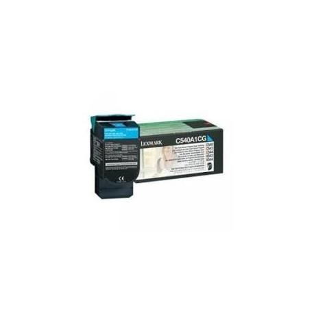 Toner compatibile Lexmark Ciano C540C