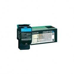Toner compatibile Lexmark Ciano C544X1CG