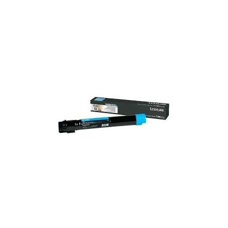 Toner compatibile Lexmark Ciano C950X2CG