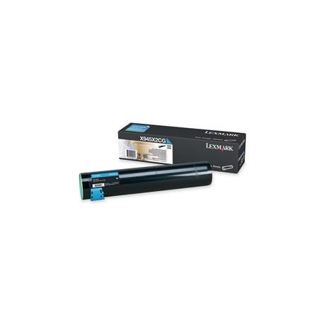 Toner compatibile Lexmark Ciano X945X2CG