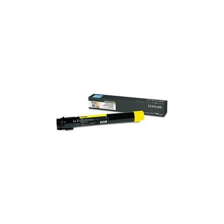 Toner compatibile Lexmark Giallo C950X2YG