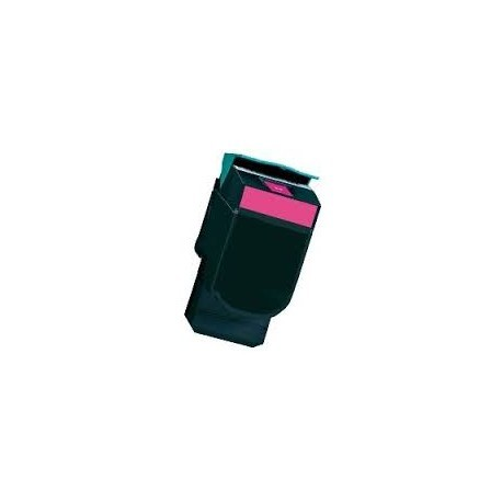 Toner compatibile Lexmark Magenta C540M