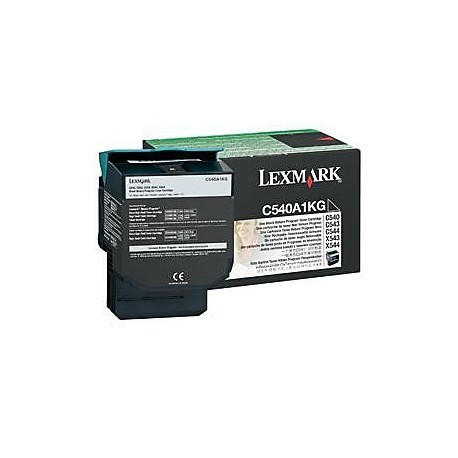Toner compatibile Lexmark Nero C540BK