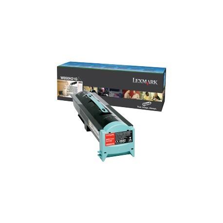 Toner compatibile Lexmark Nero W850H21G