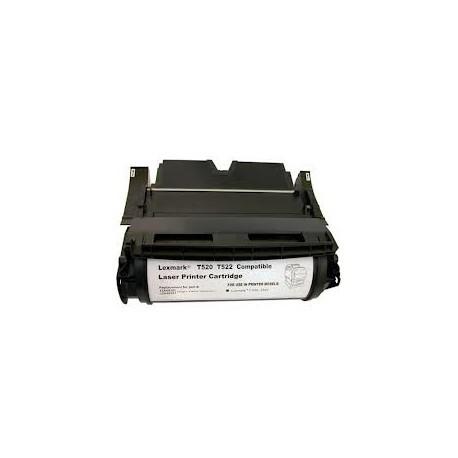 Toner compatibile Lexmark T520