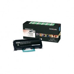 Toner compatibile per Lexmark X364DN Nero