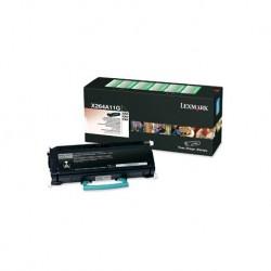 Toner compatibile per Lexmark X364DW Nero